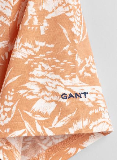 Gant Tişört Oranj